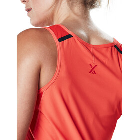 Berghaus Super Tech Sous-vêtement sans manches Femme, hot coral/volcano